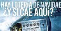 Cartel promocional de Lotería y Apuestas para el Sorteo de Navidad 2013.