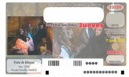 Sorteo del Jueves (11/06)
