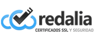 Redalia, ssl and security online