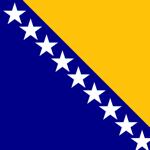 Escudo de BOSNIA-HERZEGOVINA